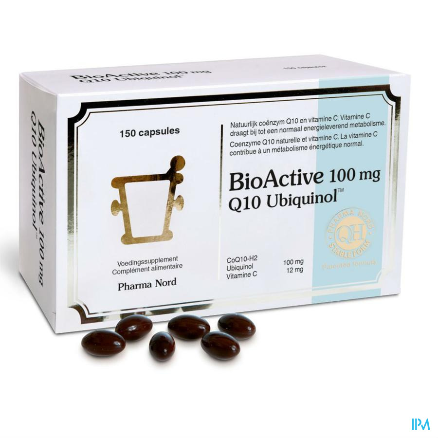 BioActive Q10 100mg Caps 150