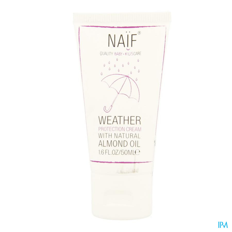 Naif Creme Vent Intemperies 50ml