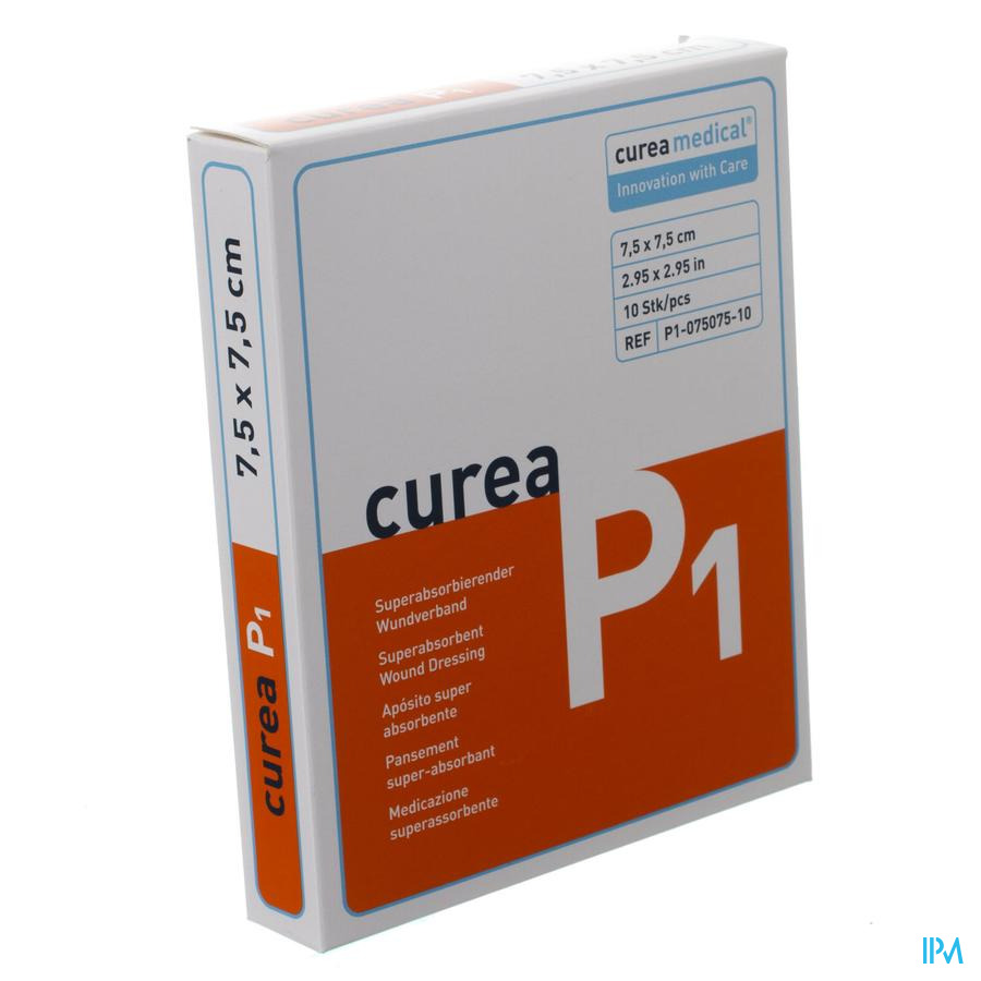 Curea P1 Wondverb Super Absorb. 7,5x 7,5cm 10