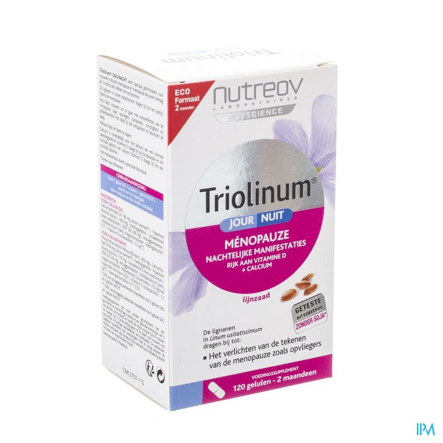Triolinum Dag-nacht 2 Maand Gel 120