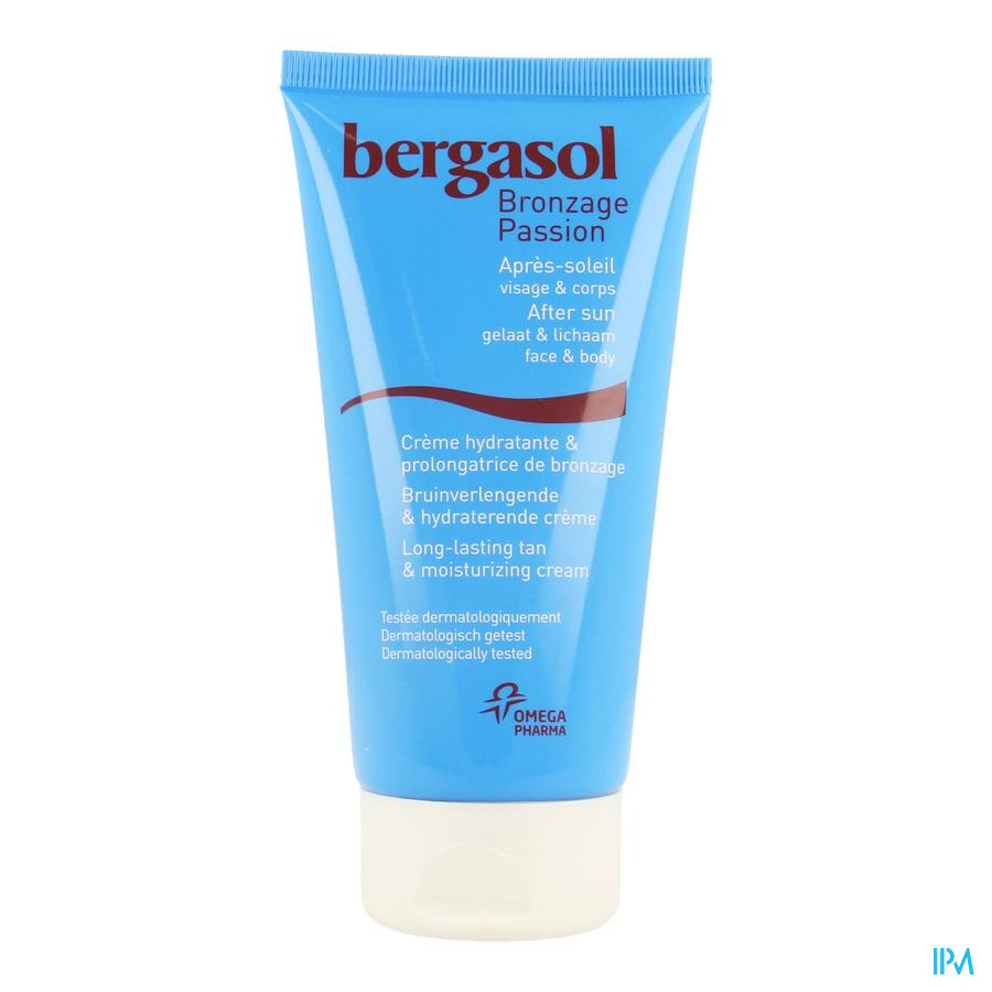 Bergasol Apres Soleil Creme Visage Corps Nf 150ml
