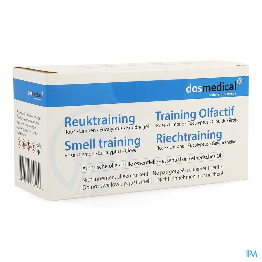 Reuktraining Dos Medical Set 1 4x1,5ml