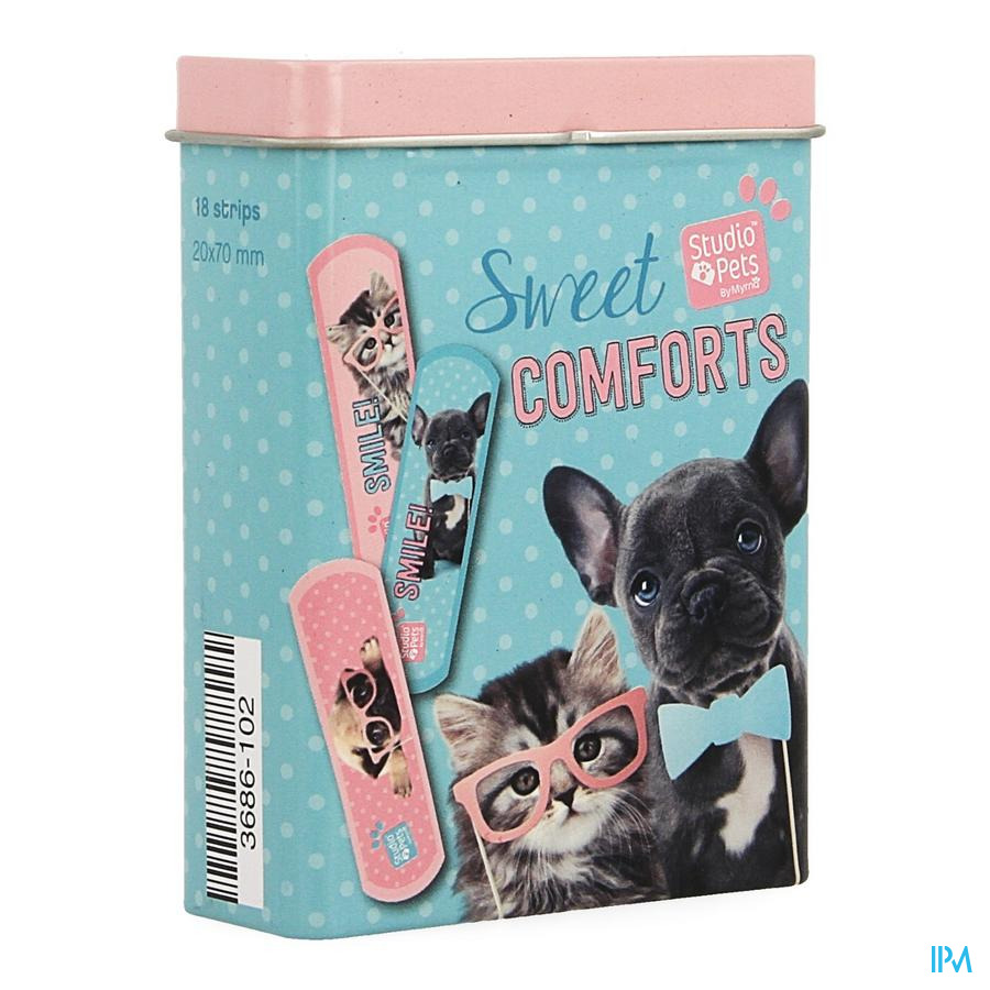 Dermo Care Studio Pets Pleister Strips 18