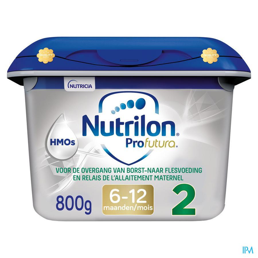 Nutrilon Profutura 2 poeder 800g Opvolgmelk