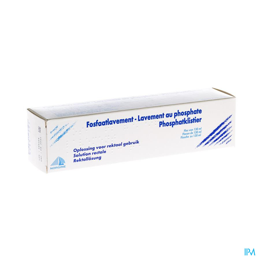 Fosfaat Lavement 130 ml