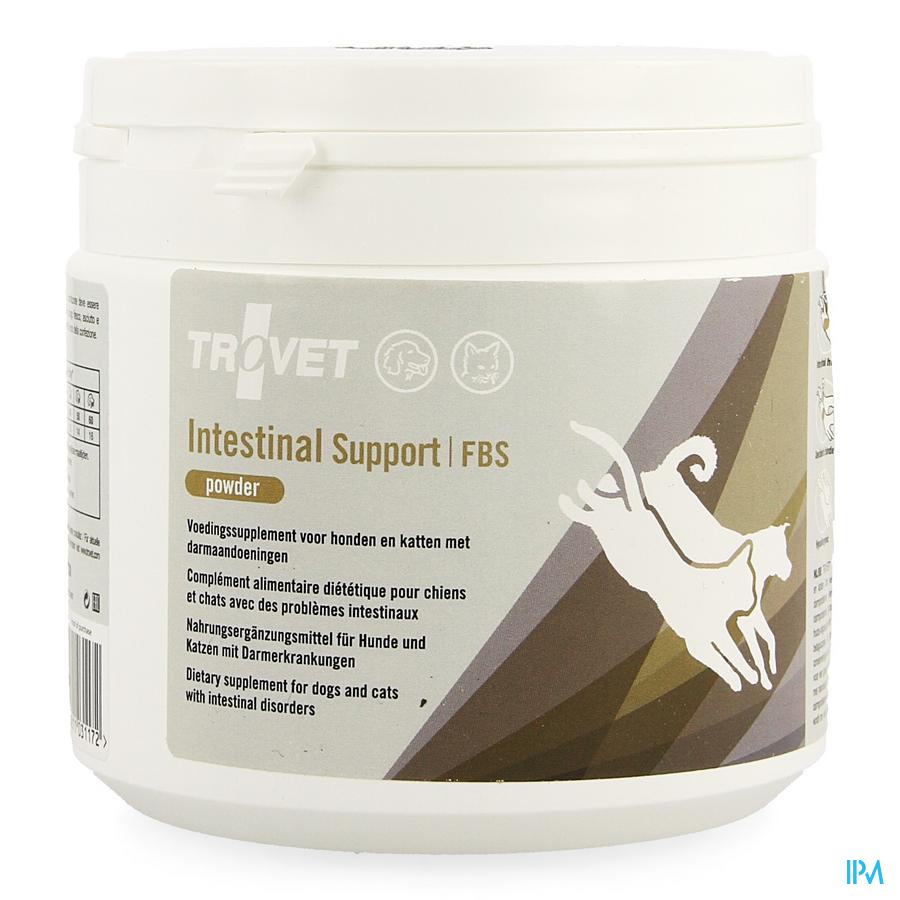 Trovet Fbs Intestinal Support Hond Kat 400g