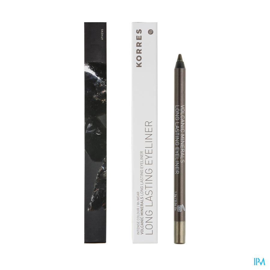 Korres Km Eye Pencil Volcanic Miner.05 Olive Green