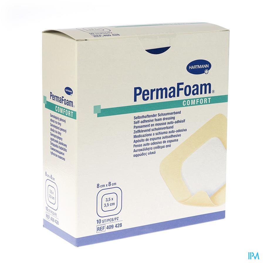 Permafoam Comfort 8,0x 8cm 10 4094287