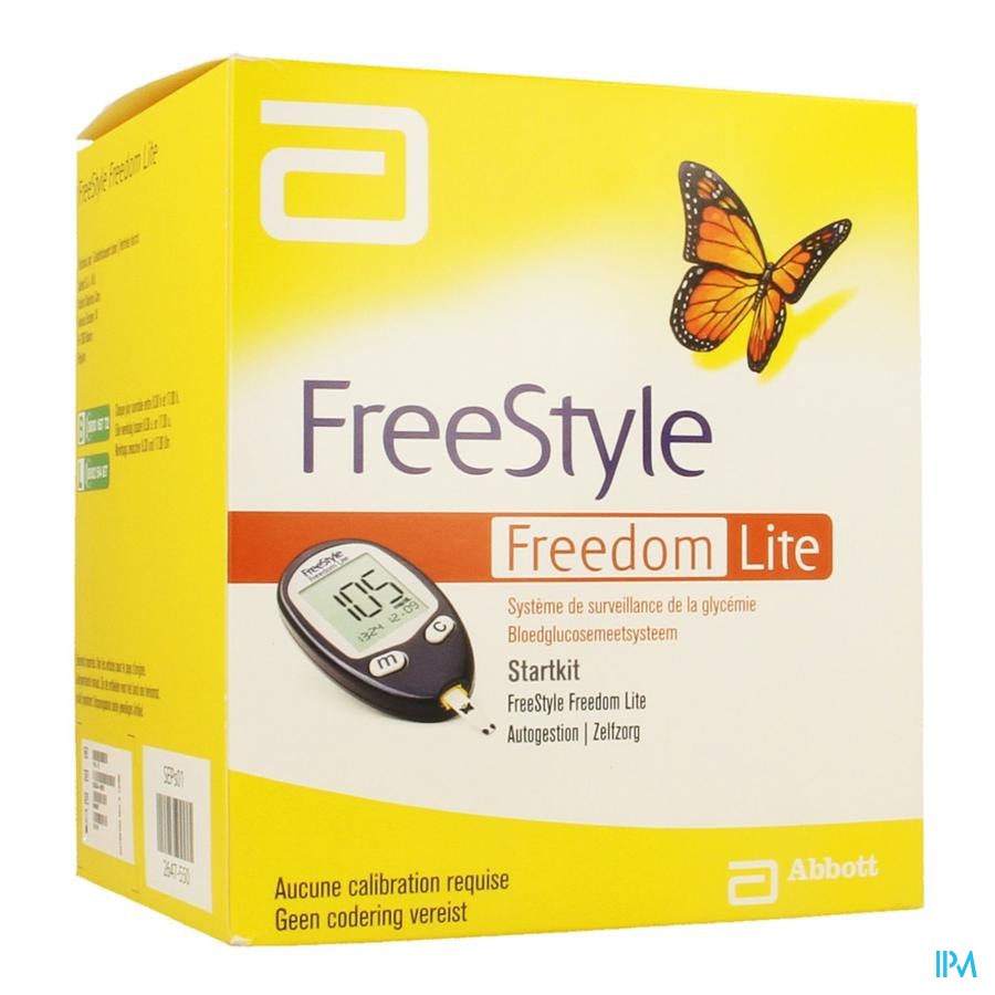 Freestyle Freedom Lit Sensor Start Kit 7091520