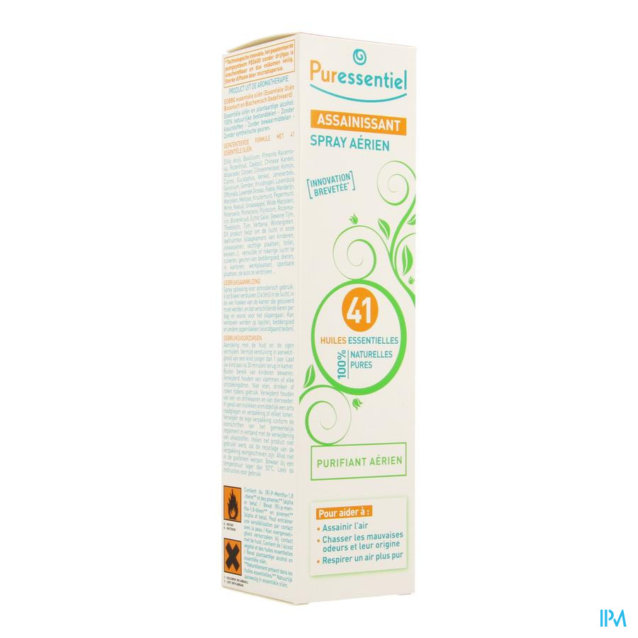Puressentiel Zuiverend Spray 41 Ess Olie 200ml