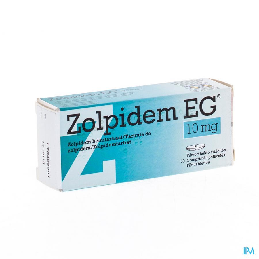 Zolpidem Eg Pi Pharma 10mg Filmom Tabl 30x10mg Pip