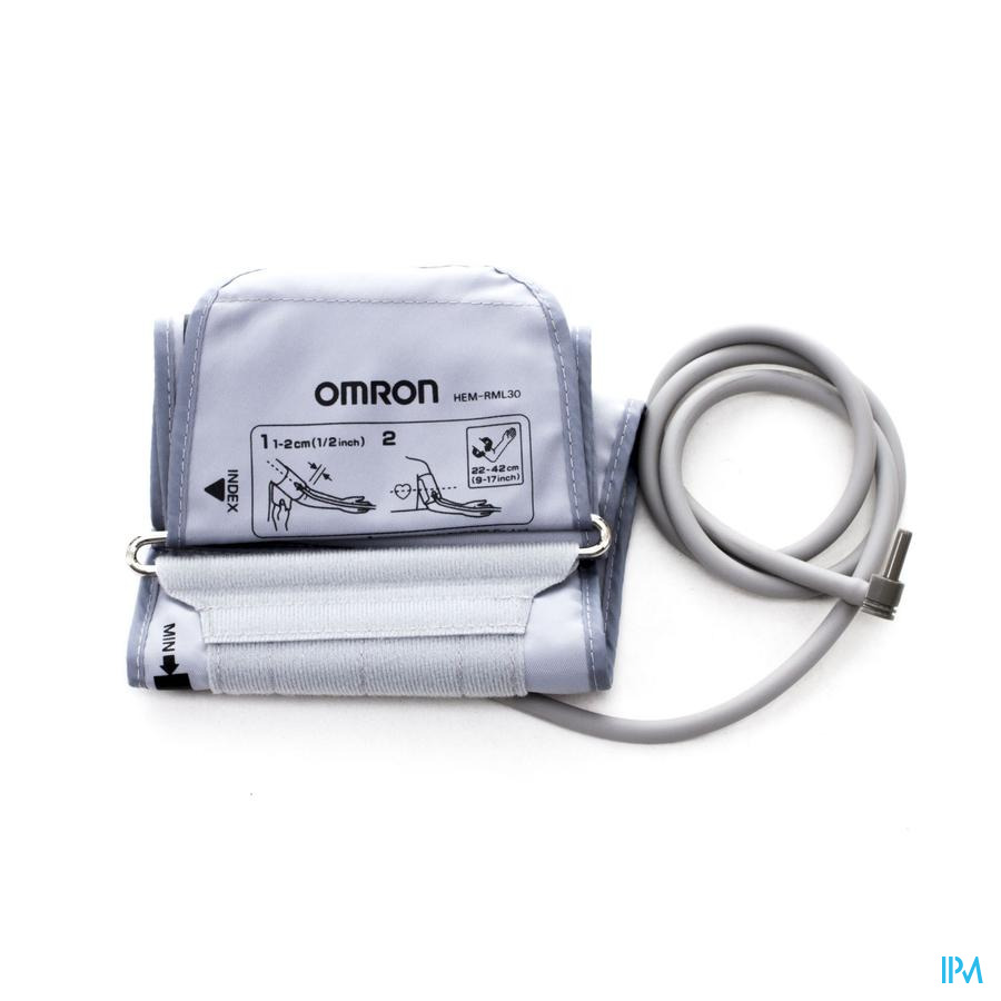 Omron Manchet Cw Wide Range M+l 22-42cm