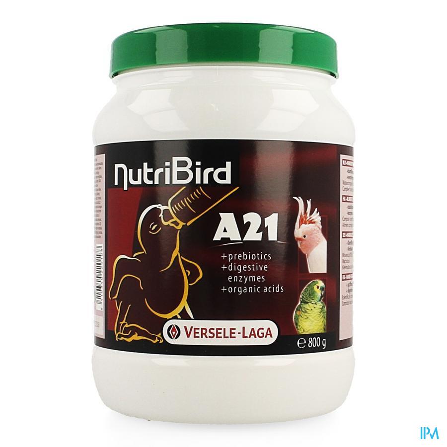 Nutribird A21 Pdr Oplosbaar 800g