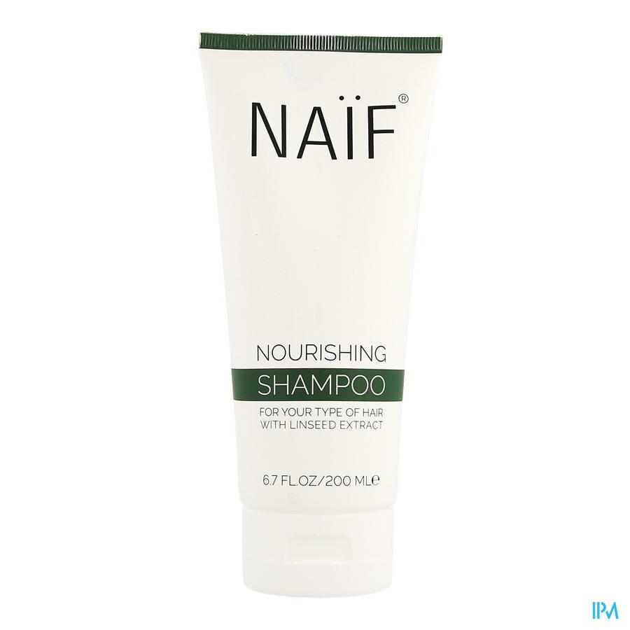 Naif Grown Ups Shampooing Nourissant