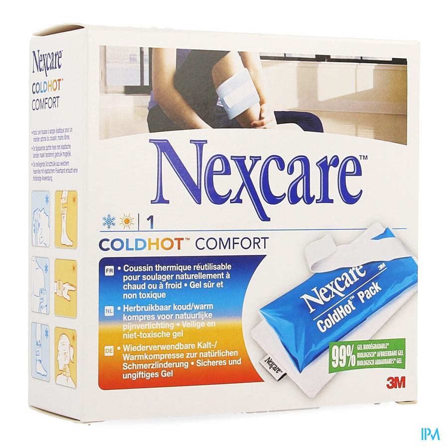 N1571dab Nexcare Coldhot Pack Comfort Met Hoes 11 Cm X 26 Cm
