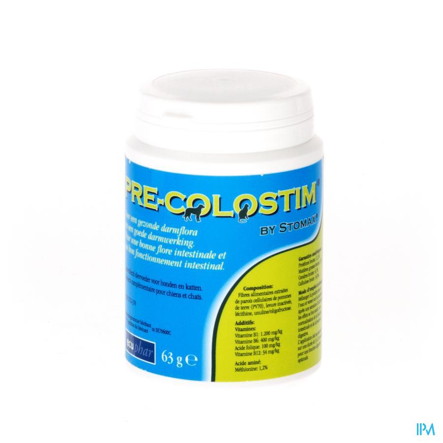 PRE-COLOSTIM PDR POT 63G