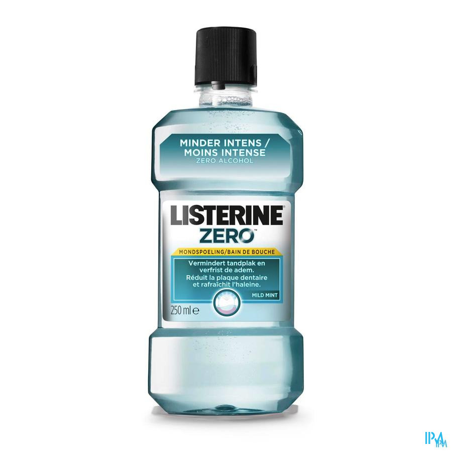 Listerine Zero Mondspoeling 250ml