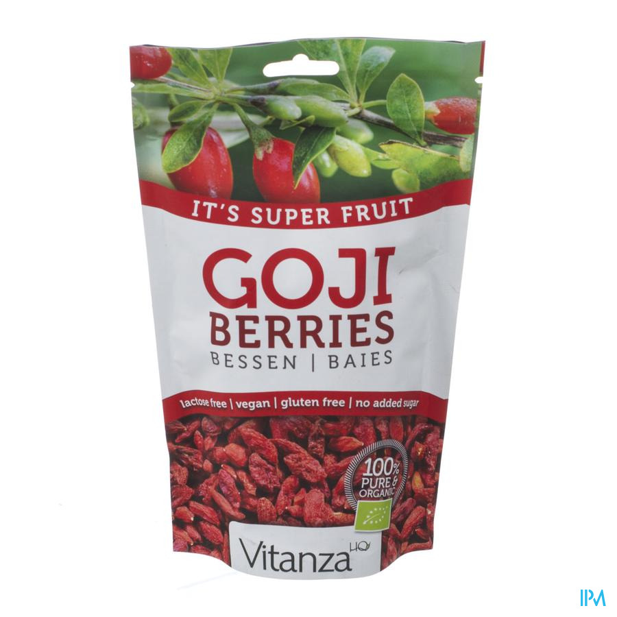 Vitanza Hq Superfood Gojiberries Bio 200g