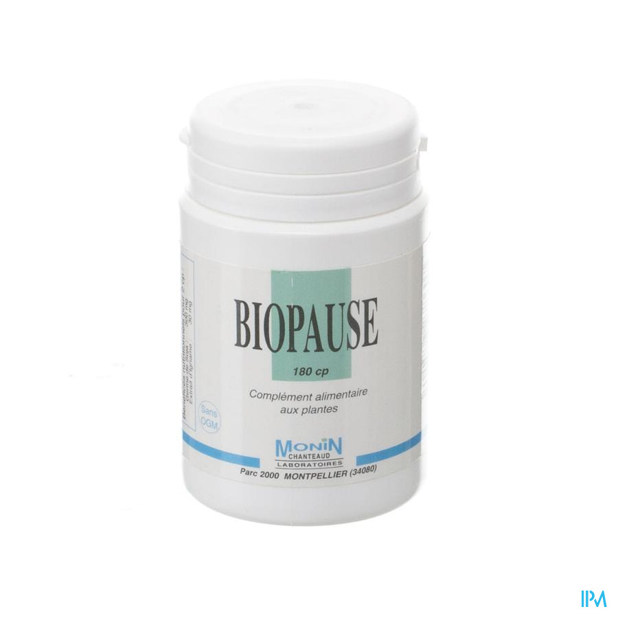 Biopause Comprimes 180