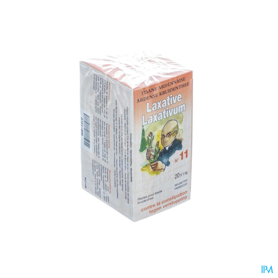 Ardense Thee Nr.11 Verstopping Inf. Cfr 3495314