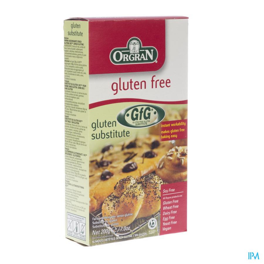Orgran Substitut De Gluten 120g 4146