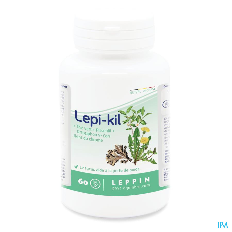 Leppin Lepi-kil Caps 60