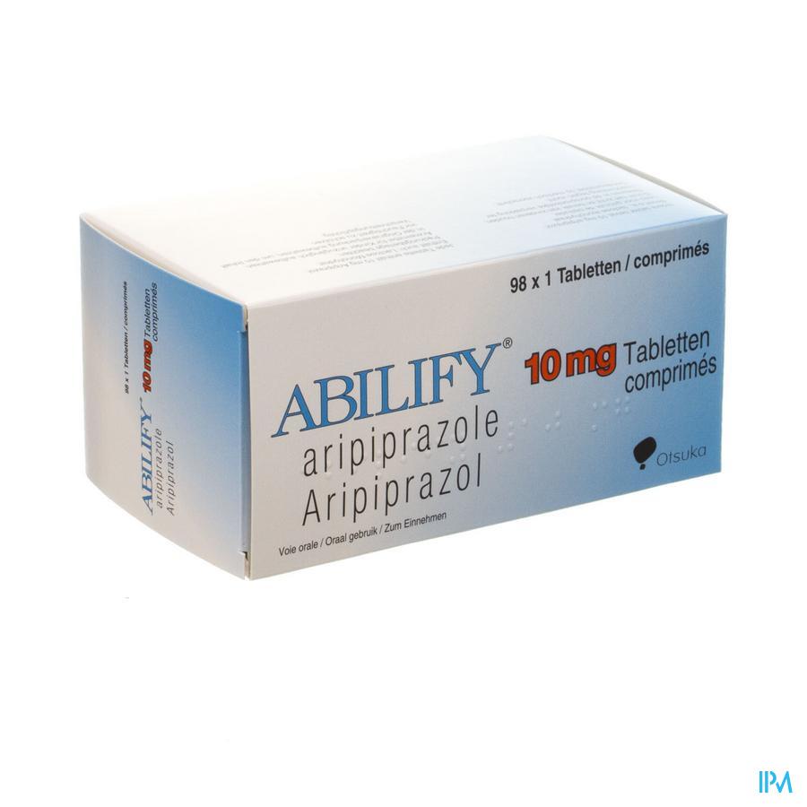 Abilify 10 mg Tabletten 98 X 10 mg