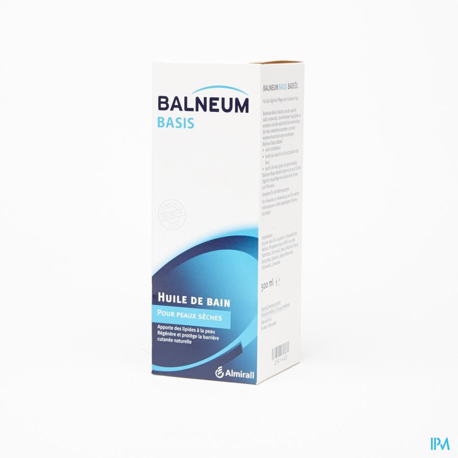 Balneum Basis Huile De Bain 500ml
