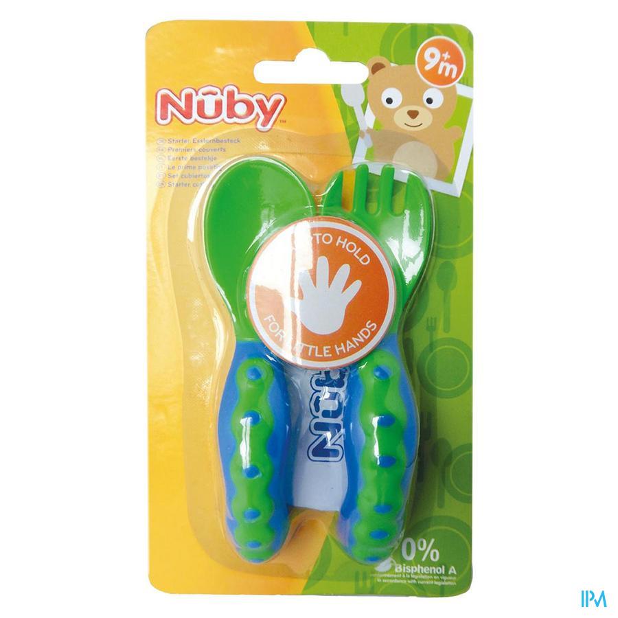 Nûby Eerste Bestekje - 9m+