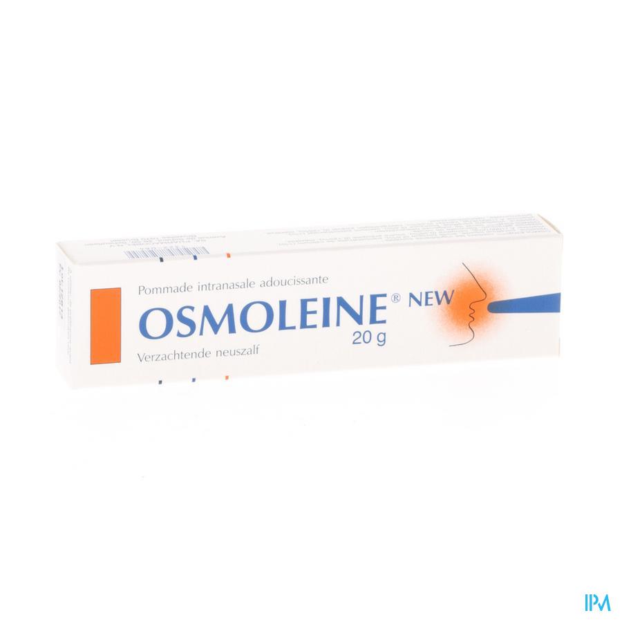 Osmoleine New Ung Nasal 20g
