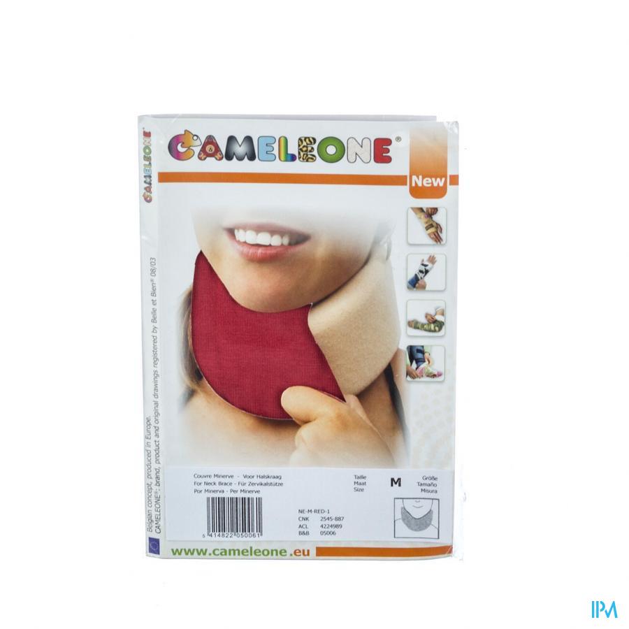 Cameleone Halskraag Framboos M 1 Q05006