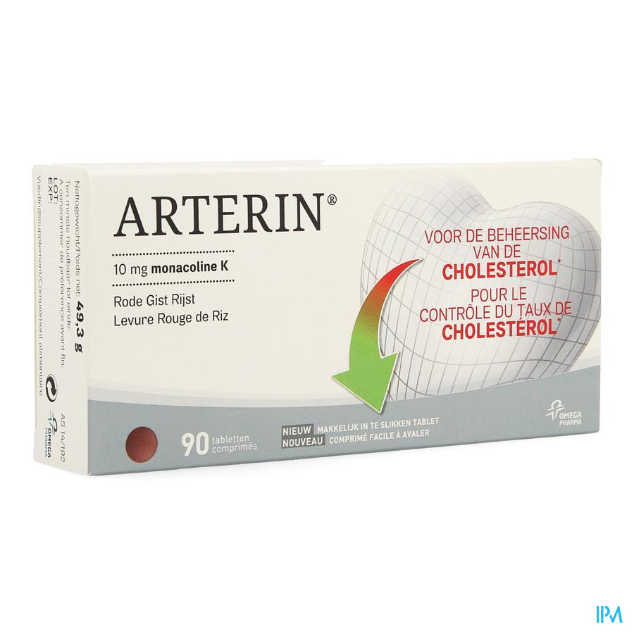 Arterin Tabletten 90