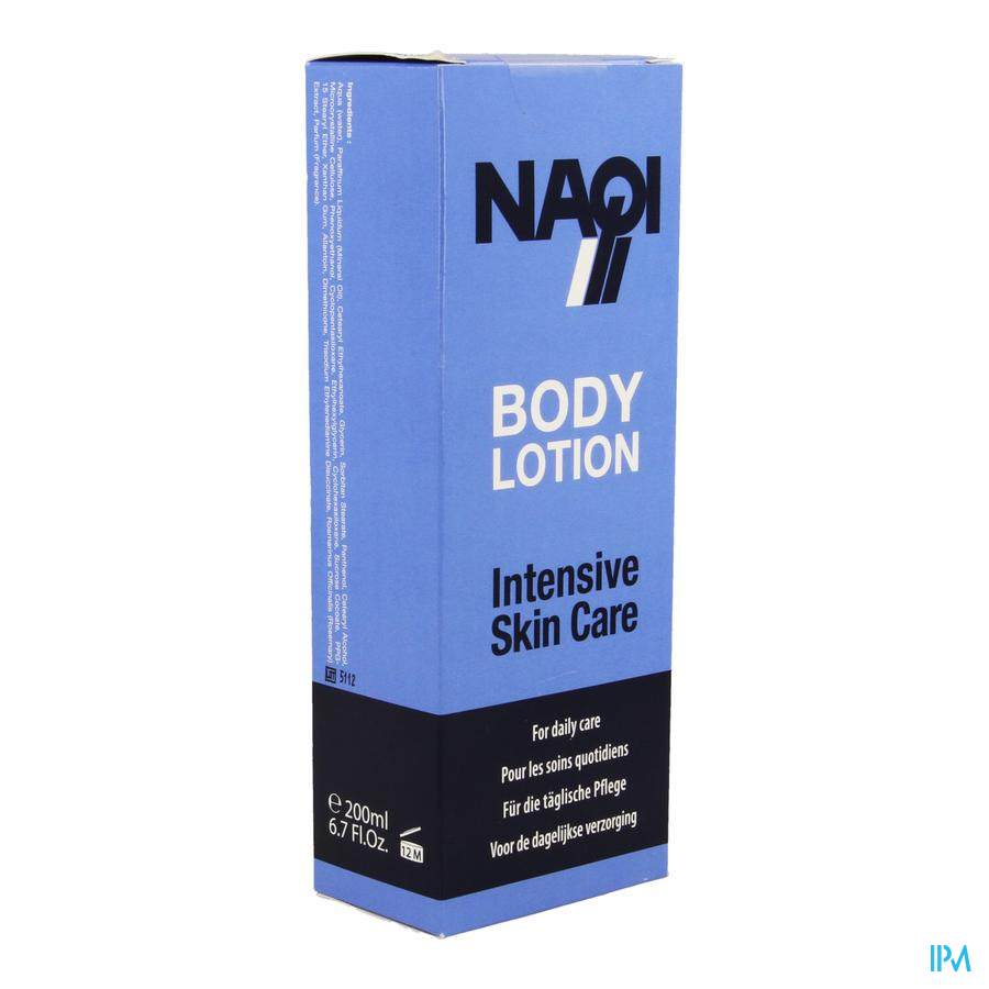 Naqi Body Lotion 200ml