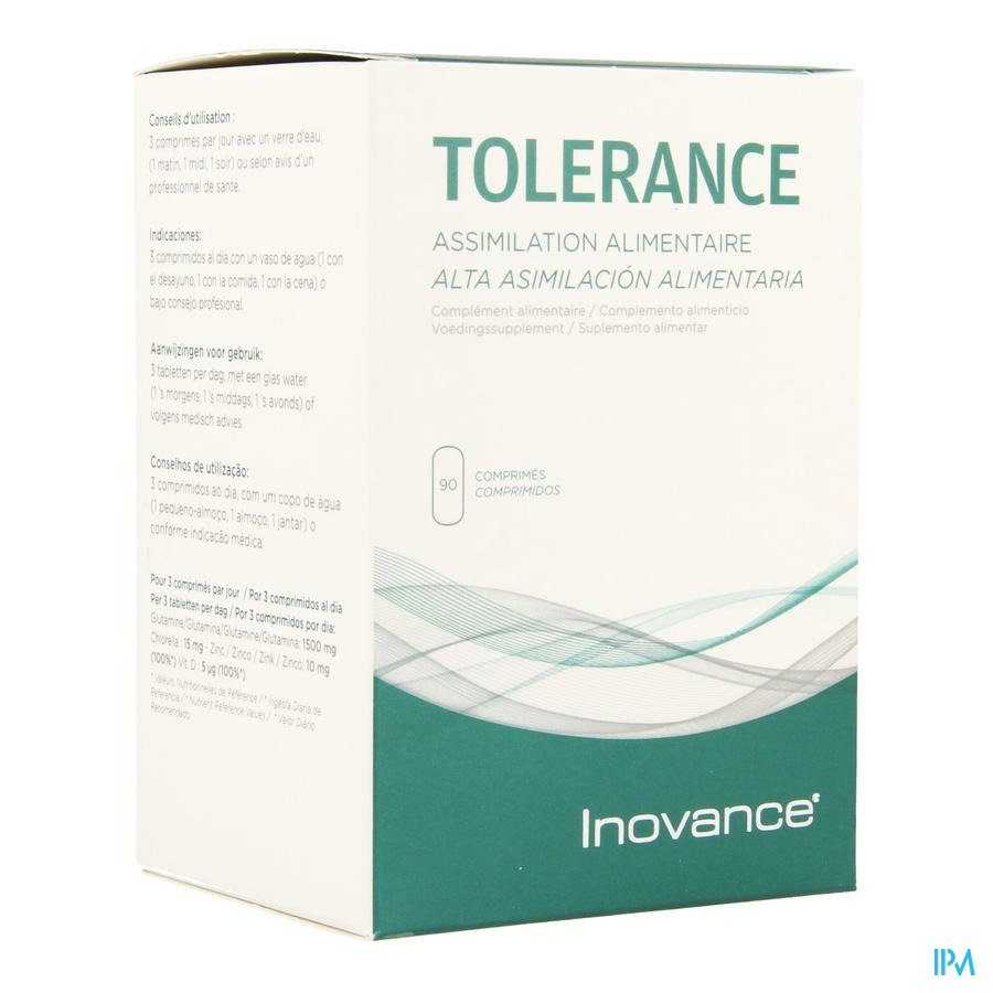 Inovance Tolerance Comp 90 Ca107
