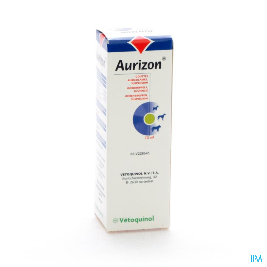 Aurizon Suspension Micronisee Gutt 10ml