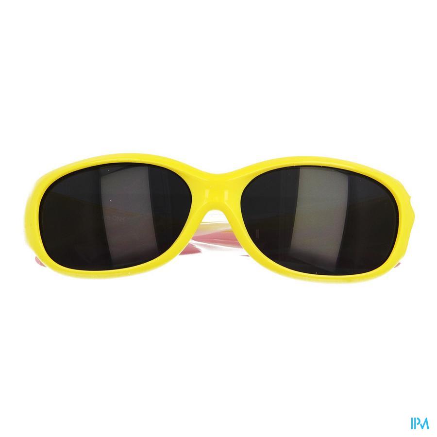 Eureka Care Zonnebril Kind Roze-geel 2-4jaar