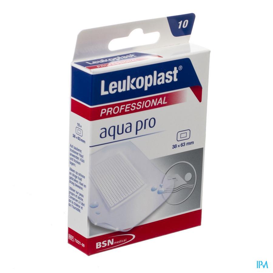 Leukoplast Aqua Pro 38x63mm 10 7322109