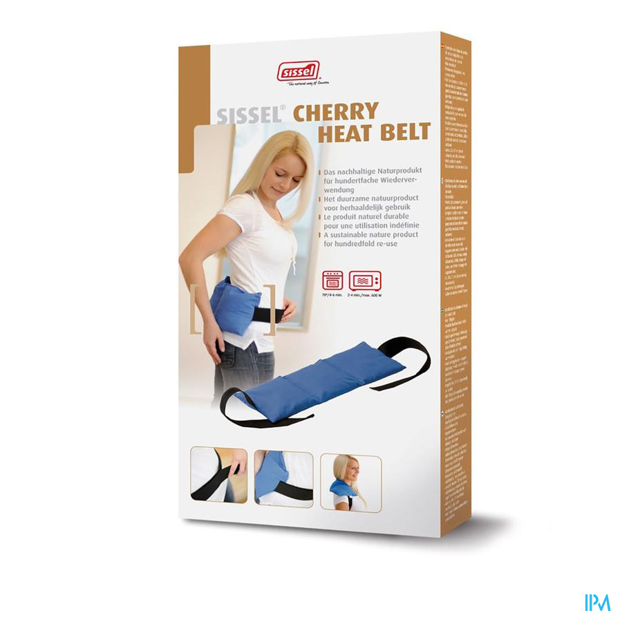 Sissel Cherry Heat Belt Bleu