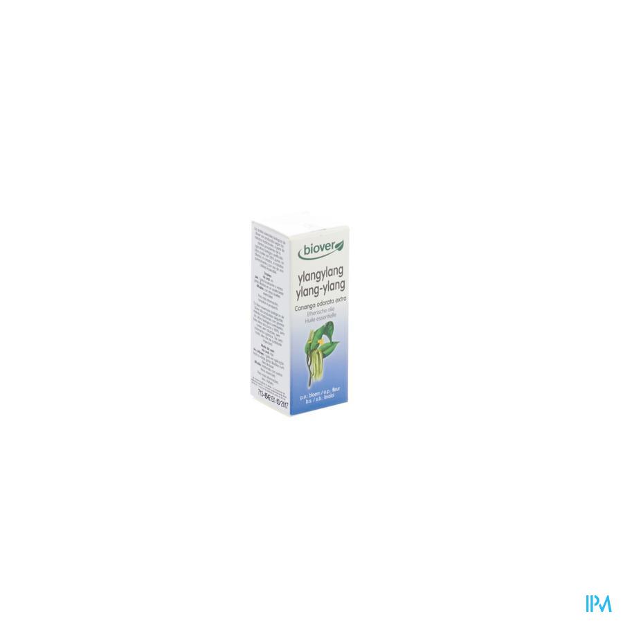 Ylang Ylang Extra Ess Olie Eco 5ml Biov