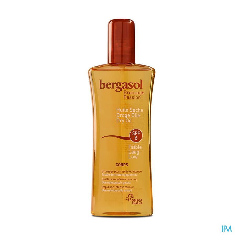 Bergasol Droge Olie Ip6 125ml Verv.2078293