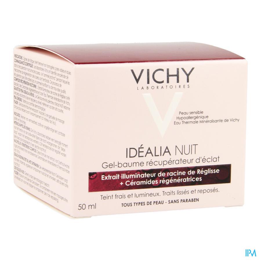 Vichy Idealia Nuit 50ml