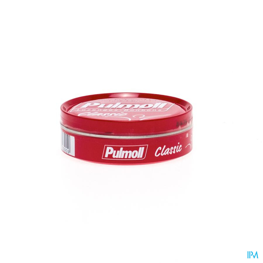 Pulmoll Classic Zoethout-honing Bonbons 45g