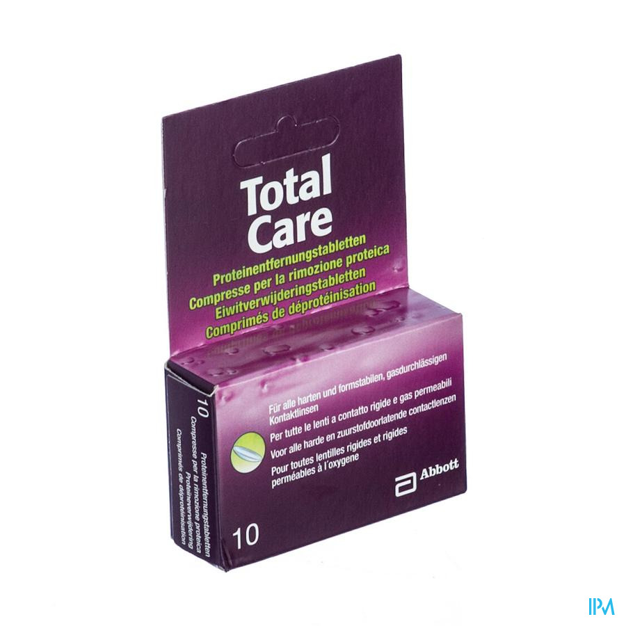 Totalcare Deprotein Comp 10 5043