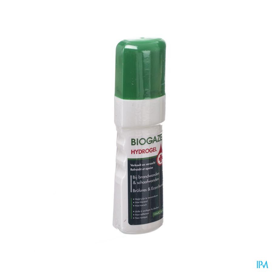 Biogaze Hydrogel Spray 125ml