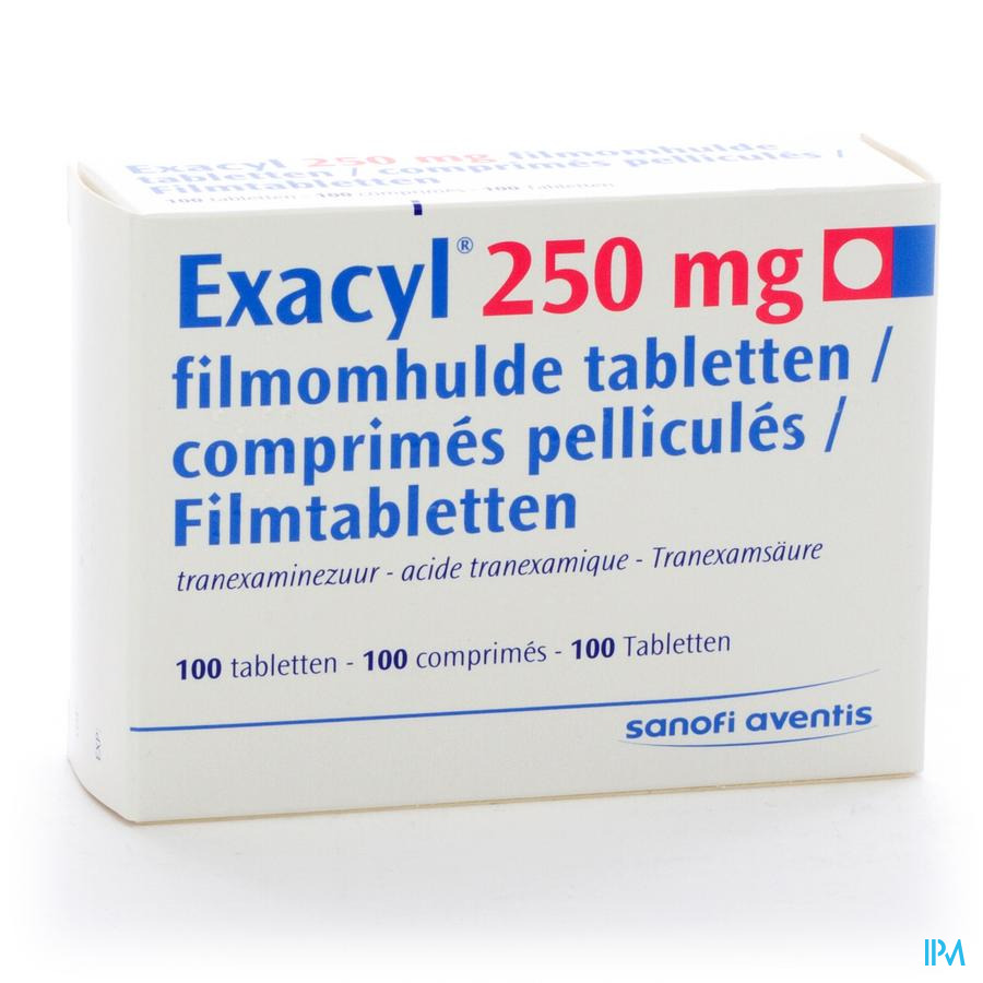 Exacyl Tabletten 100x250 mg