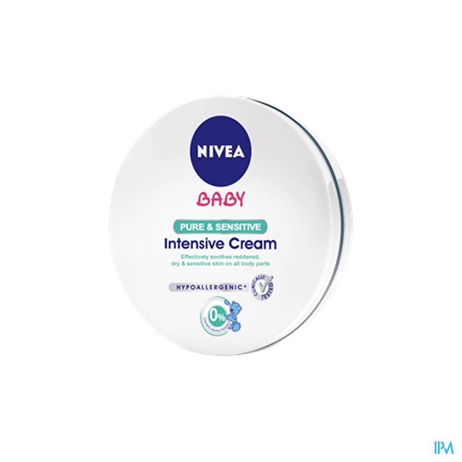 Nivea Bebe Nutri Sensitive Sos Creme 150 ml 80523  -  Beiersdorf