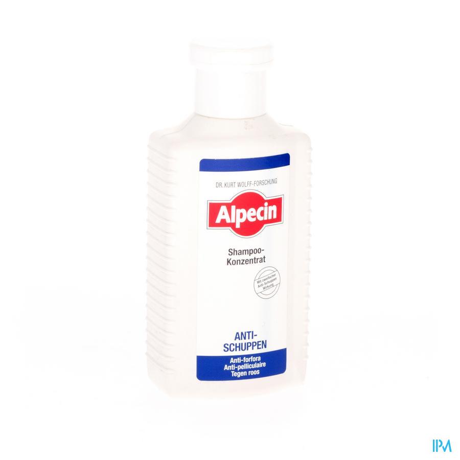 Alpecin Sh Anti-schilfers 200ml