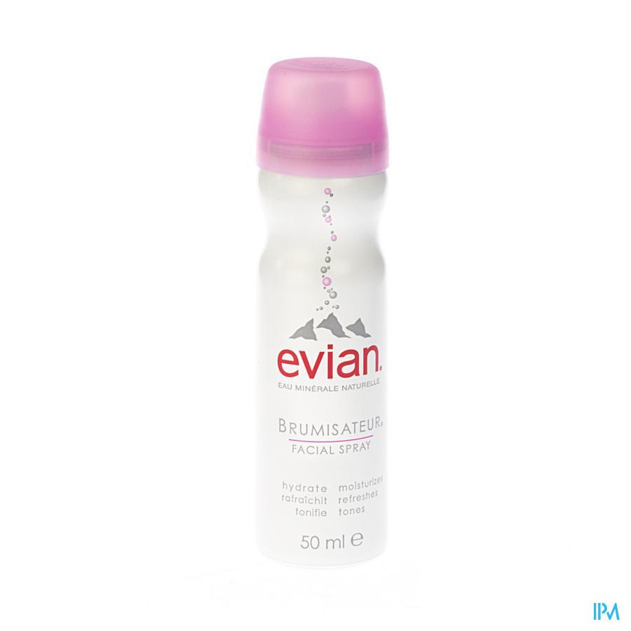 Evian Brumisateur 50ml
