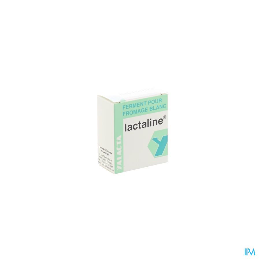 Yalacta Lactaline Witte Kaat Zakje 6x2g