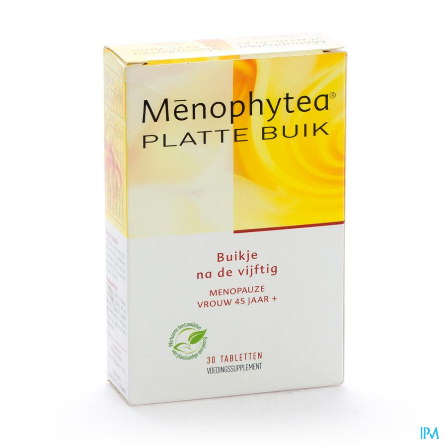 MENOPHYTEA PLATTE BUIK BLIST.COMP 2X15 CFR 2834034